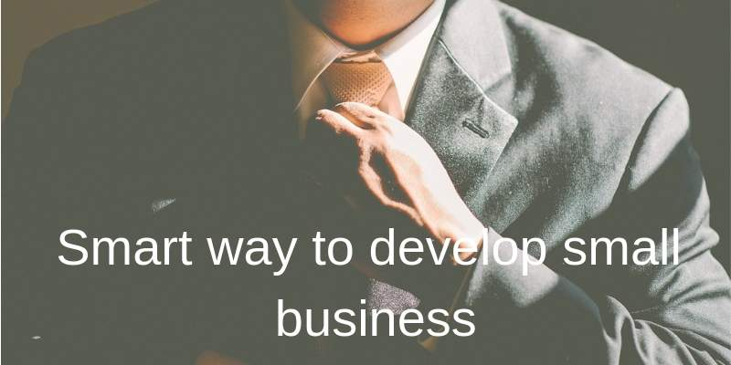 develop small business