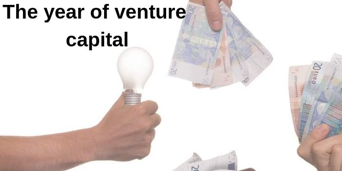 2018 – The Year of the Venture Capital