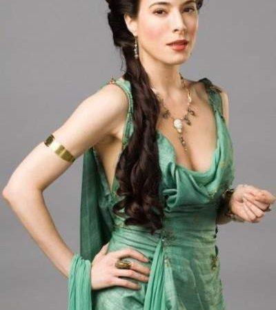 Jaime Murray net worth-The British Actress