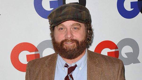 Zach galifianakis, career, personal life and net worth