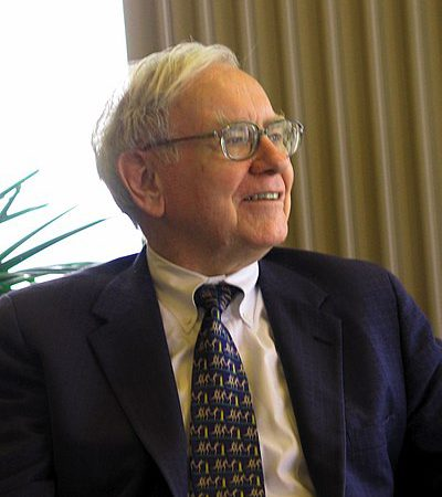 Warren Buffett a famous American Business magnate Investor, personal life, career and Net worth
