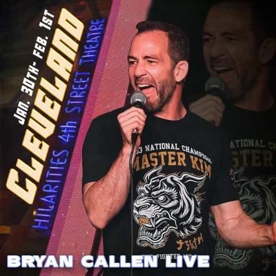 The net worth of Bryan Callen