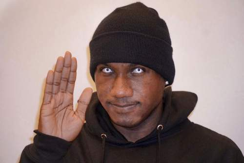 The net worth of Hopsin