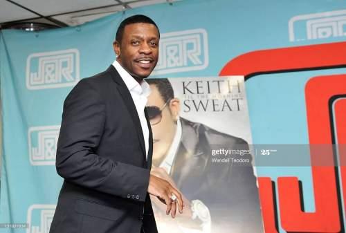 Keith Sweat Net Worth